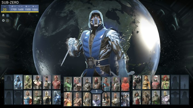 injustice-2-sub-zero-character-guide-select